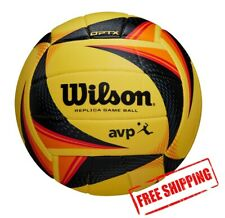 Wilson Beach Game Ball Official Volleyball Outdoor Sports Play Training Practice
