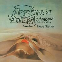 ANYONE'S DAUGHTER Neue Sterne Remaster CD +3 Bonus Tracks 1983 Prog Anyones Prog
