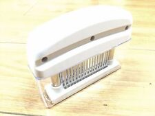 K27-48-Stainless Steel Blade Meat Tenderizer Jaccard Style Knives Steak Chicken