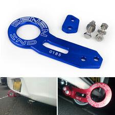 BENEN 0185 Universal Aluminum Rear Tow Hook Ring for Honda Civic Integra EG EK