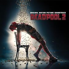DEADPOOL 2 ORIGINAL MOTION PICTURE SOUNDTRACK CD (Released 2018)