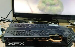 XFX Radeon RX 580 8GB GDDR5 Graphics Card (RX580P8D) GTS XXX ED, MOD BIOS, VBIOS