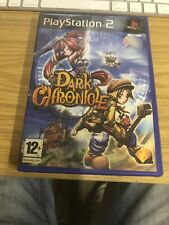 Dark Chronicle Game for Sony Playstation 2 PS2