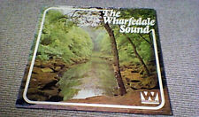 THE WHARFEDALE SOUND DEMO UK LP 1975 AUDIOPHILE LIGHT MY FIRE HAWAII 5-0 FUNK