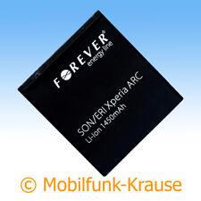 F. Batteria Sony Ericsson Xperia Arc S 1450mah agli ioni (ba750)