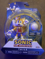 "Sonic The Hedgehog Tails Volleyball 4"" Action Figure"