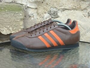 2003 Adidas San Francisco UK9.5 / US10 Brown Orange City Series OG Rare Vintage