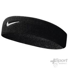 Nike Headband Sweatband Tennis Sport Black for Adults