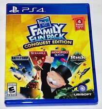 Replacement Case (NO GAME) Hasbro Family Fun Pack Conquest Edition Playstation 4