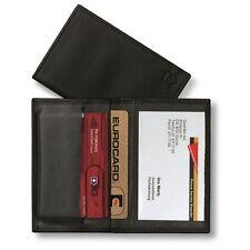 Victorinox Leather SwissCard Pouch (black)