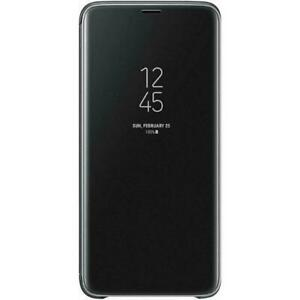 Samsung Galaxy S9 Clear View Standing Cases (Official)