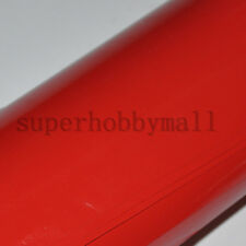 RC Airplane Model toy Common Film Covering Carmine / Deep Red 60x100cm /1meter