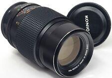 KONICA AR 135mm 3.5 Hexar