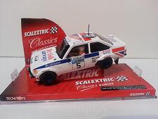 "Slot SCX Scalextric 6369 Ford Escort MKII ""British Airways"" Nº5"