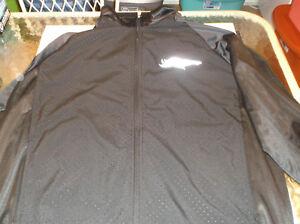 Denver Broncos  NFL Team  Full Zip Jacket by Majestic XLT Reflective Logo
