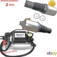 Compressore+Aria Sospensione per Audi A8 D3 4E Solo Diesel o 10/12 Cilindro
