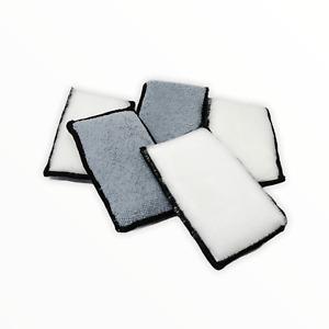 Interior 2 in 1 Car Wash Pad/Detailing Pad Scrub it 3000- 135x90mm (5PK)