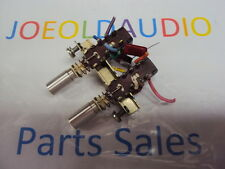 Harman Kardon Original 930  2 Gang Push Button Switch. Tested. Parting Out 930
