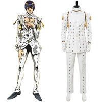 JoJo's Bizarre Adventure: Golden Wind Bruno Bucciarati Cosplay Costume Suit