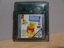 Winnie The Pooh Adventures In The 100 Acre Wood... Game Boy Color. Free Post AU