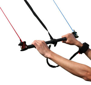 Flexifoil Power Kite Flying Traction Control Bar & Safety System (55cm)