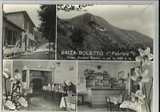 CARTOLINA BAITA BOLETTO  BRUNATE COMO  SPEDITA NEL 1959