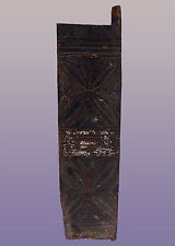 """Old African Large Igbo Door from Nigeria 65""""h x 17""""w x 1""""d"""