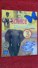 Book. Science , Dimensions 3.