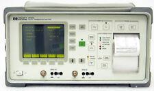 HP Agilent 37721A Digital Trasmission Analyzer opt.001-002-003 GOOD 100% Tested