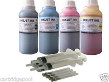 Refill ink for Epson 664 774 L100 L110 L120 L200 L210 L300 L350 L355 L550 4x10oz