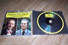 Horowitz Plays Mozart CD Piano Concerto No.23 K.488 Sonata K.333 West Germany 01