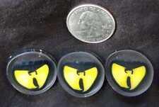 Boro glass mille Wu-tang Coin millefiori murrine millie glass blowing