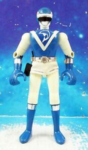 Bioman 3 Liveman - Bandai - Dauphin Bleu (plastique) - loose