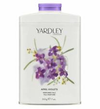 Yardley April Violets Perfumed Talc 200g