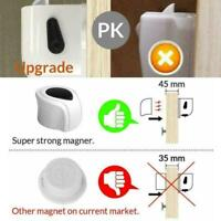 Magnetic Cabinet Drawer Cupboard Locks For Baby Kids Chil Protection Safet T1Y5
