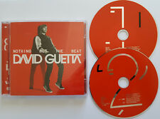 ⭐⭐⭐⭐  2 CD NOTHING BUT THE BEAT ⭐⭐⭐⭐ DAVID GUETTA ⭐⭐⭐⭐ 22 Tracks ⭐⭐⭐⭐