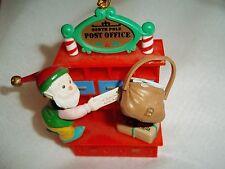 1995 Lustre Fame Elf Christmas Ornament
