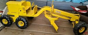 Vintage Adams Motor Grader Model Toys Charles W.M Doepke Manufacturing Co.