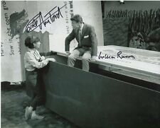 Carole Ann Ford & William Russell Photo Signed In Person - Doctor Who - A898