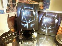 The Dark Knight Trilogy (Blu-Ray 5-Disc Set Limited Edition) w/Book - OOP BATMAN