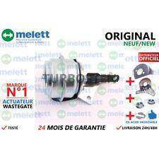 Actuator Wastegate Turbo RENAULT SCÉNIC II 1.9 dCi 131CV 755507 ORIGINAL Melett