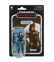 Star Wars The Mandalorian Cara Dune The Vintage 3.75 Collection Action Figure