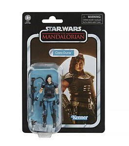 Star Wars The Mandalorian Cara Dune The Vintage 3.75 Collection Figure 🚀 ⭐️