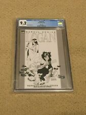 "Logan 2 CGC 9.2 White Pages Wolverine Sketch Cover (""Logan"" Movie- NOT NYX 3)"
