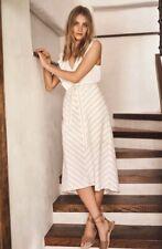 Witchery Ivory Stripe Skirt