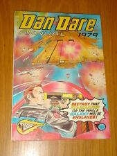 DAN DARE 2000AD PRODUCTIONS BRITISH FLEETWAY ANNUAL 1979 VF
