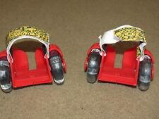 New (Unused) Disney Cars Play Wheels heel wheel adjustable roller skates - kids