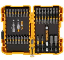 Drill Screwdriver Bits Set Flathead Phillips Magnetic Screws Lock 1/4 Bit Holder
