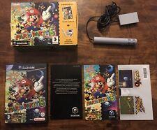 Gamecube Mario Party 6 Big Box (avec notices + Micro / Pas de VIP) BE Version FR