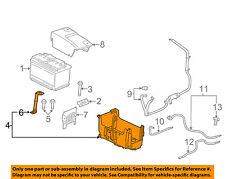 Chevrolet GM OEM 16-18 Impala 2.5L-L4-Battery Tray 23350296